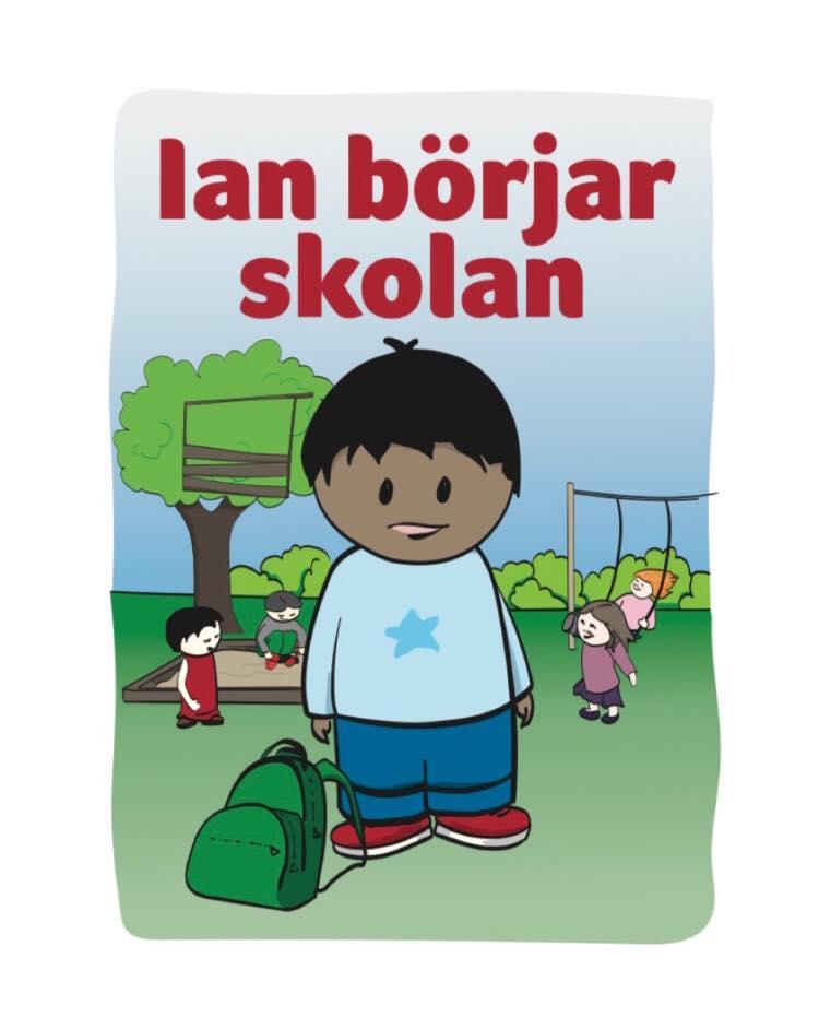 BOK - Ian börjar skolan
